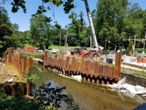 Ashmead Road Bridge Replacement