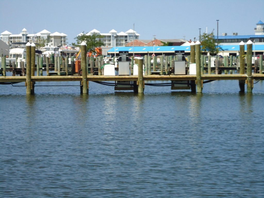 Somers Cove Pier