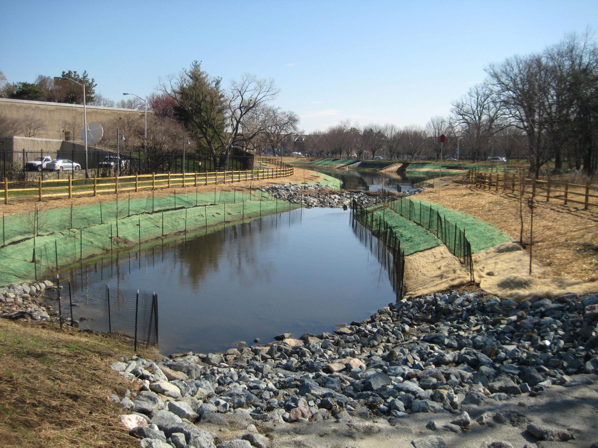 Stoney Creek Pond