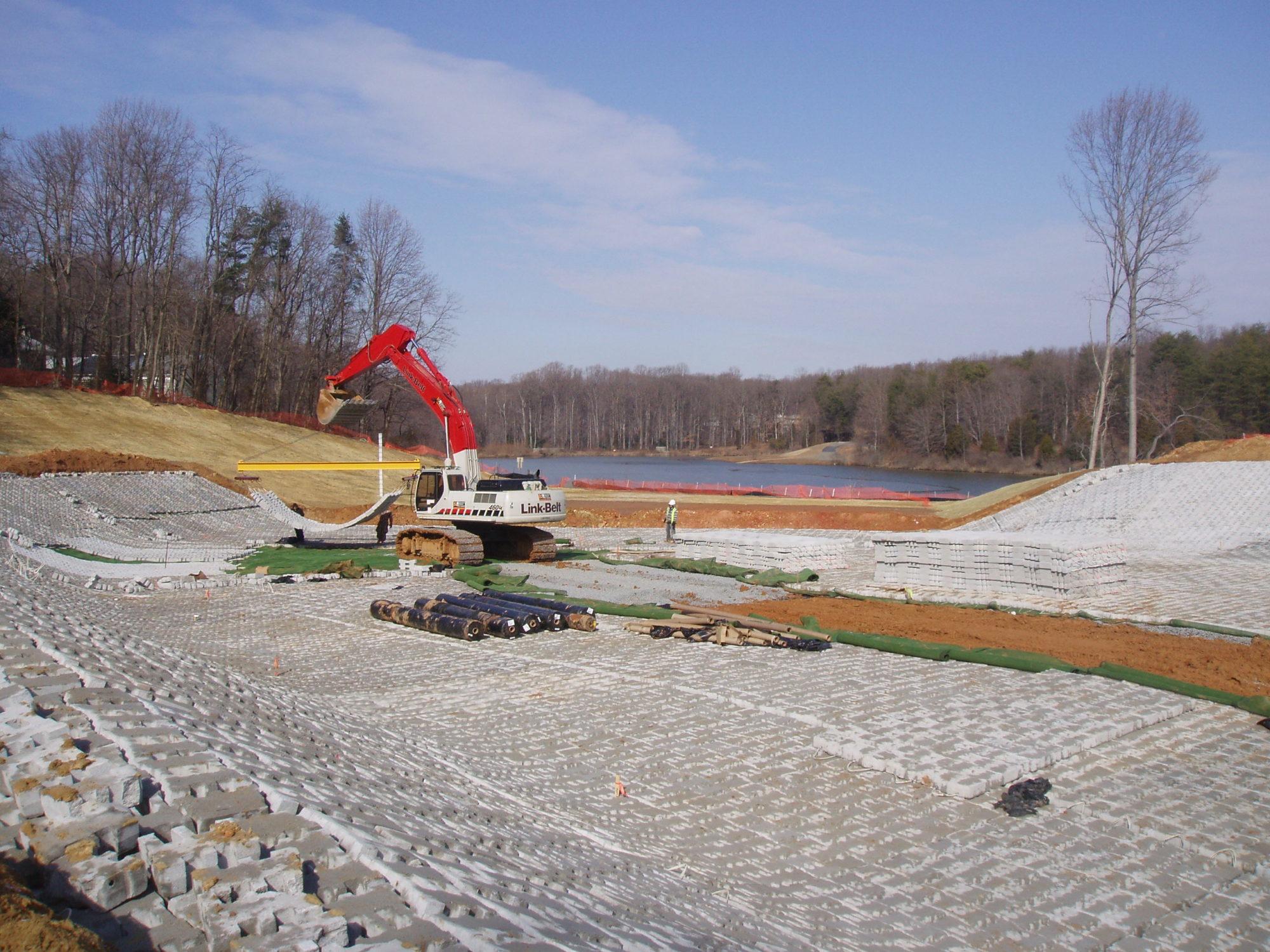 Royal Lake Dam